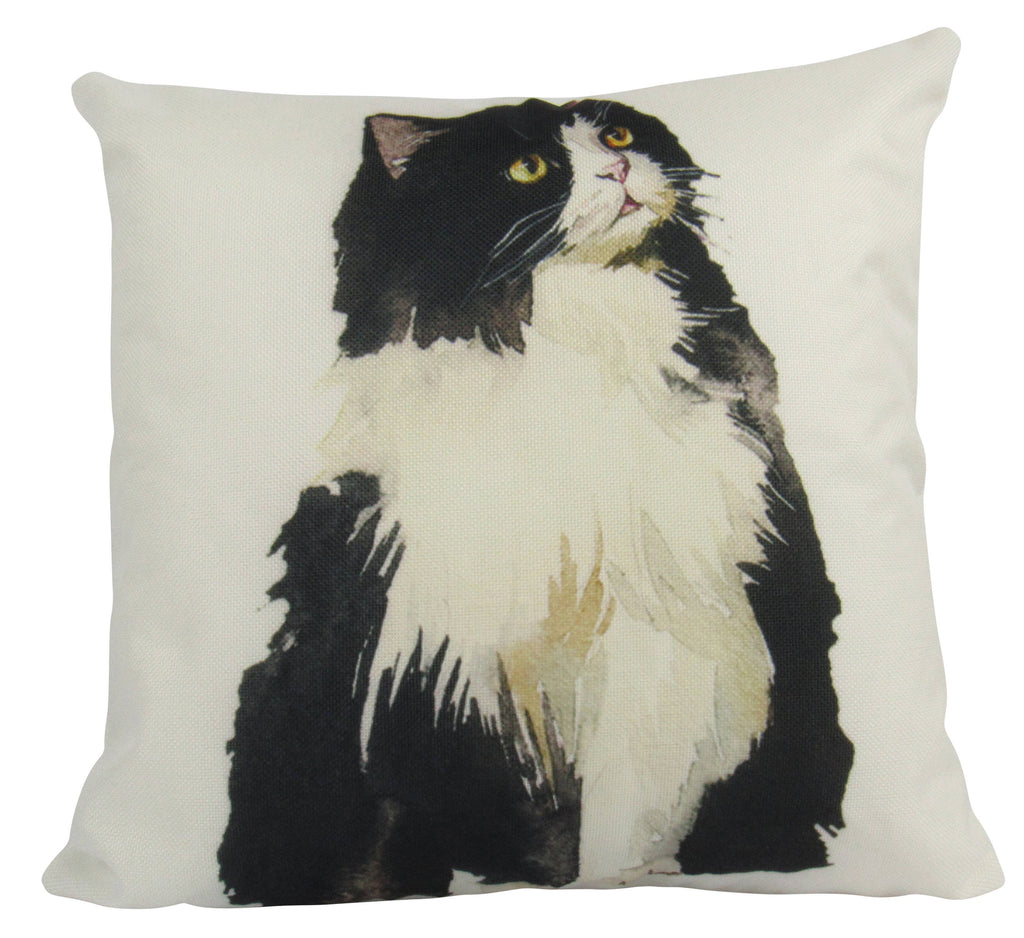 MINI Persian Cat | Cover and Insert | Cat Lover Gifts | Throw Pillow | Home Decor | Crazy Cat Lady