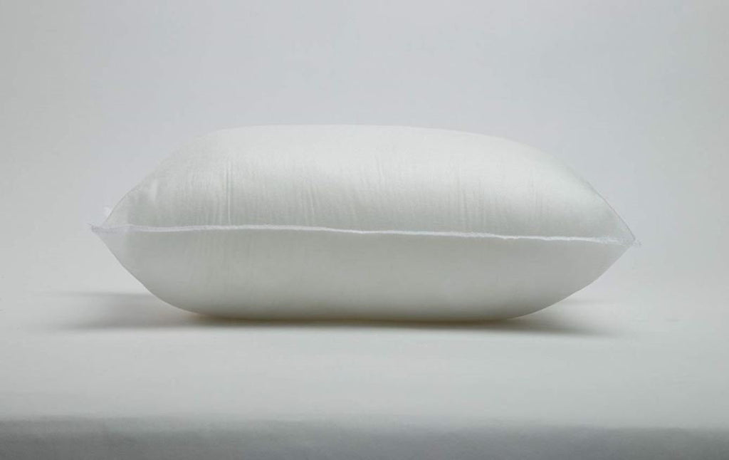 18x10 or 10x18 | Indoor Outdoor Hypoallergenic Polyester Pillow Economical Insert