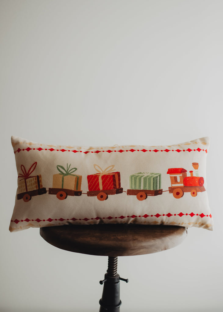 Christmas Gift Collection | Throw Pillow Cover | 20x10 | Unique Home Decor | Office Decor | Primitive Decor | Best Friend Christmas Gift