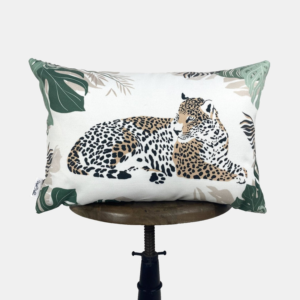 Leopard Lumbar | Leopard Decor | Leopard Print | Decorative Pillows | Mom Gift | Home decor | Room Decor | Bedroom Decor | Throw Pillows