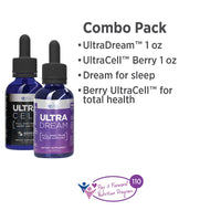 UltraDream 1 oz and UltraCell® Berry 1 oz