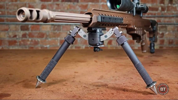 BT35-LW17 5-H Atlas Bipod