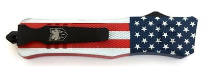 CobraTec Small Cerakote USA Flag CTK-1