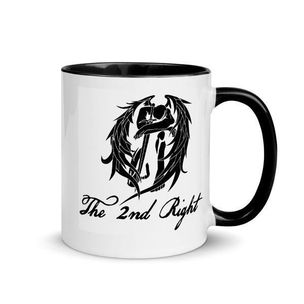 The 2nd Right Mug with Color Inside