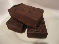 SF CHOCOLATE FUDGE