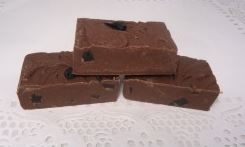 CHOCOLATE LICORICE FUDGE