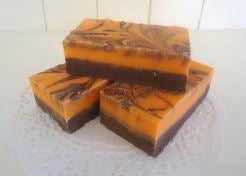 CHOCOLATE & ORANGE (JAFFA) FUDGE