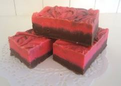 CHOCOLATE & RASPBERRY FUDGE