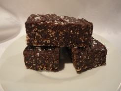 SF COCONUT ROUGH FUDGE