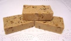 PECAN & MAPLE FUDGE