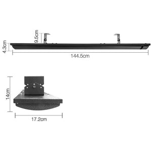 Radiant Wall & Ceiling Mount Panel Heater 3200W