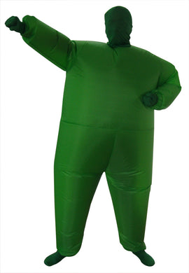 Go Green Infatable Costume