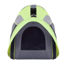 Pet Dog Cat Carrier Travel Bag XLarge Lime Green
