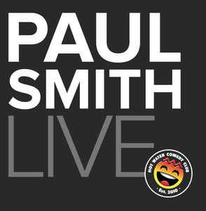 Paul Smith: Live - 2017 DVD