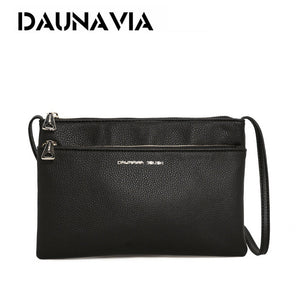 Double Zipper Envelope Ladies Luxury Handbag - Special Price - $19.00 - *LIMITED TIME*