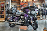 CVO Limited 117 Harley-Davidson 2021 Royal Purple Fade & Royal Black