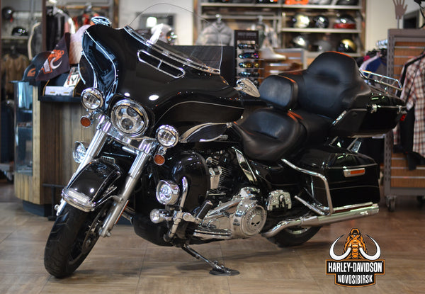 Harley Davidson Ultra Limited MY18