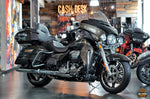 Harley-Davidson Ultra Limited MY2020 River Rock Gray/Vivid Black