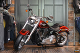 Harley-Davidson® Softail® Fat Boy® 107 (FLFB)