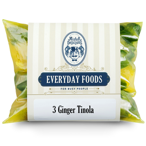 3 Ginger Chicken Tinola (450g)