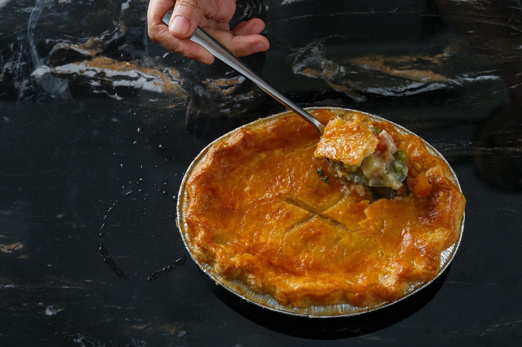 SPECIAL: Smoked Turkey Pot Pie (serves 1-2) - Mister Delicious