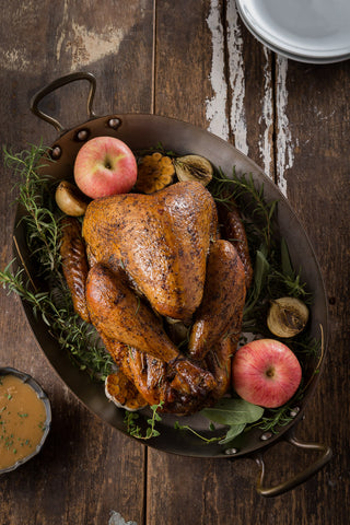 Applewood Smoked Turkey (3.5 kg)