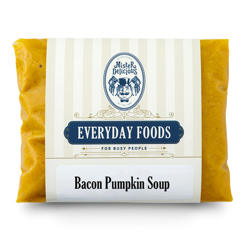 Bacon Pumpkin Soup (350g)
