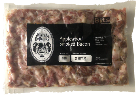Applewood Smoked Bacon Bits (200 g)