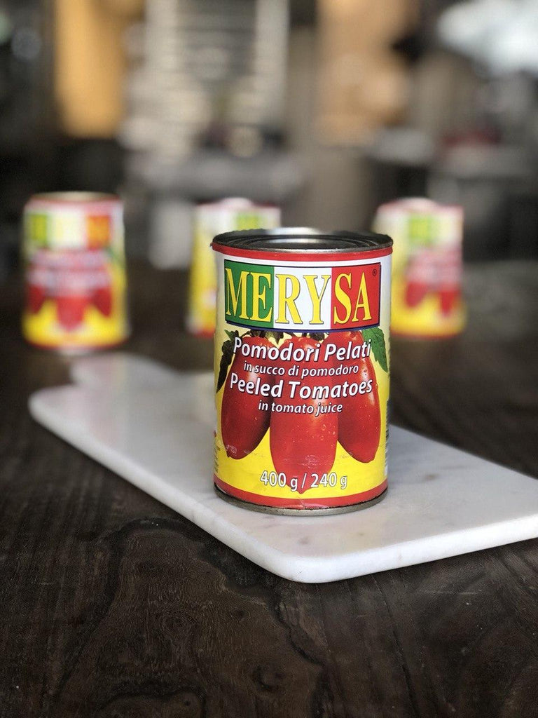 Merysa Whole Tomatoes - 400 g - Mister Delicious