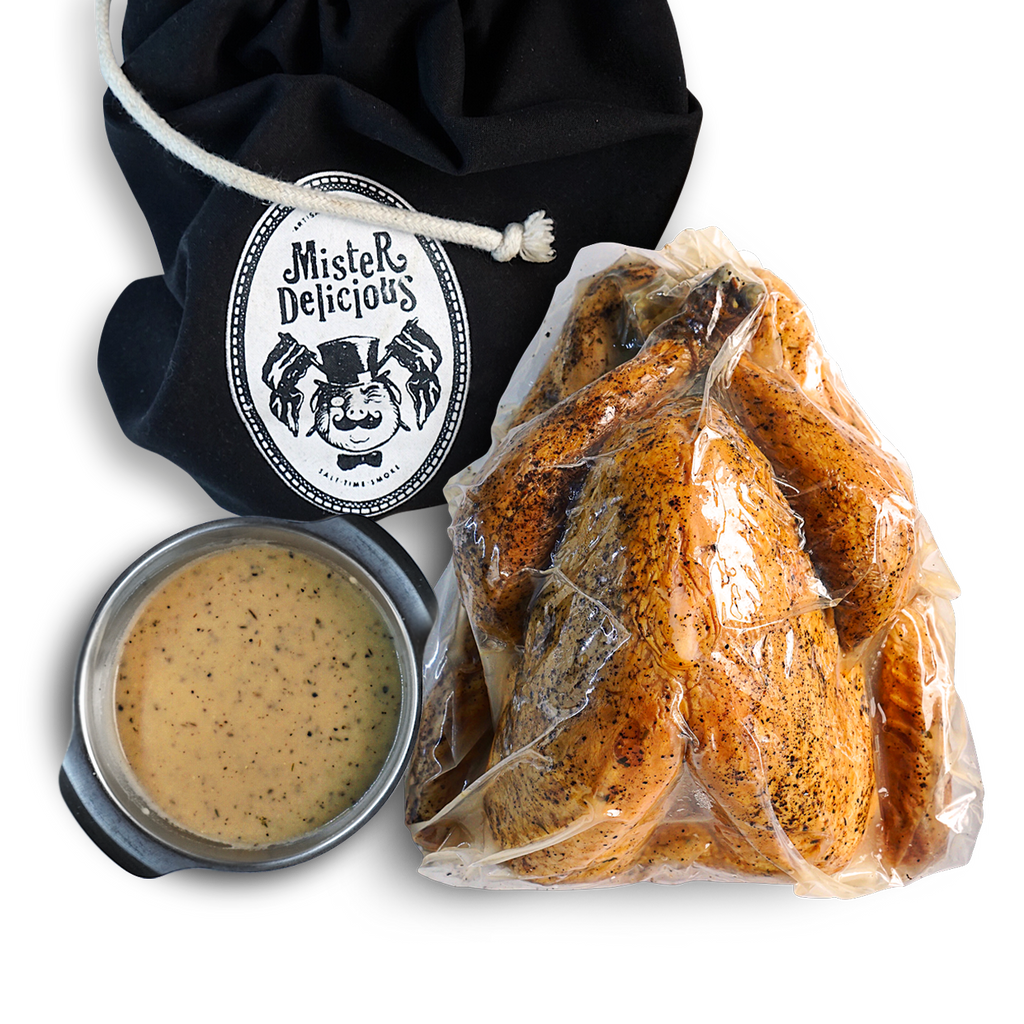 Applewood Turkey (4.2 kg) - Mister Delicious