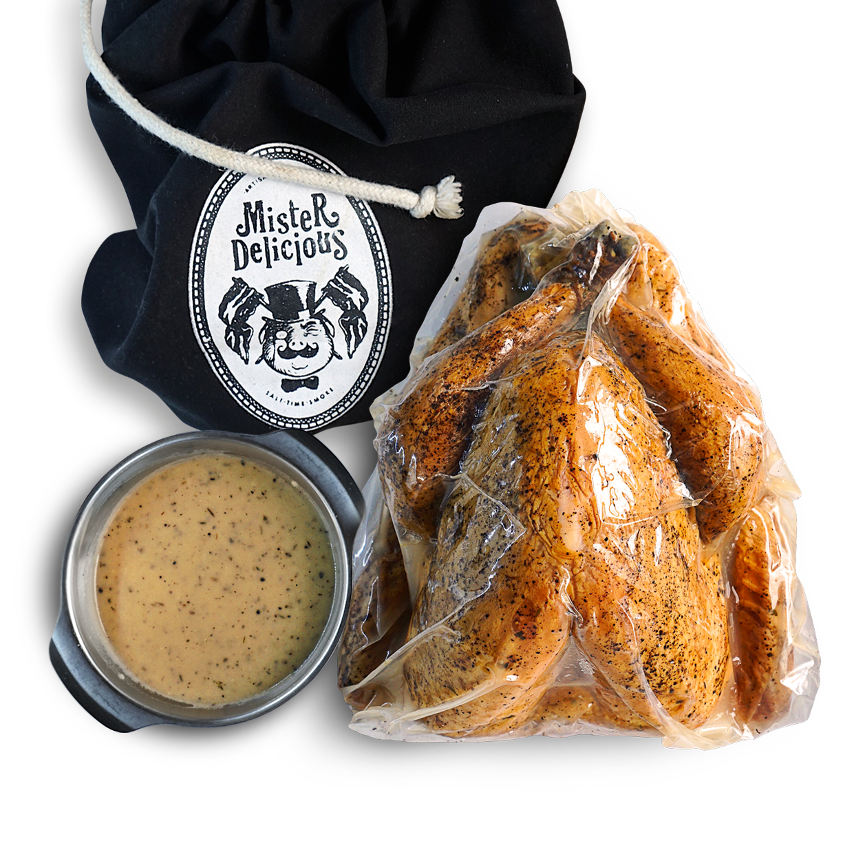 Smoked Turkey Dinner Kit *PRE-ORDER NOW!