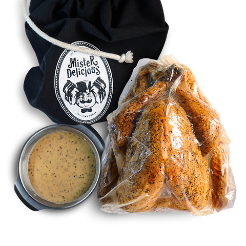 Applewood Turkey (4.2 kg), *PRE-ORDER NOW!