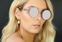 GOLD EYEWEAR THE OGs SUNGLASSES - SILVER
