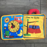 Educational Quiet Book