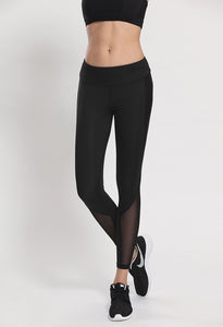 Warrior Mesh Leggings