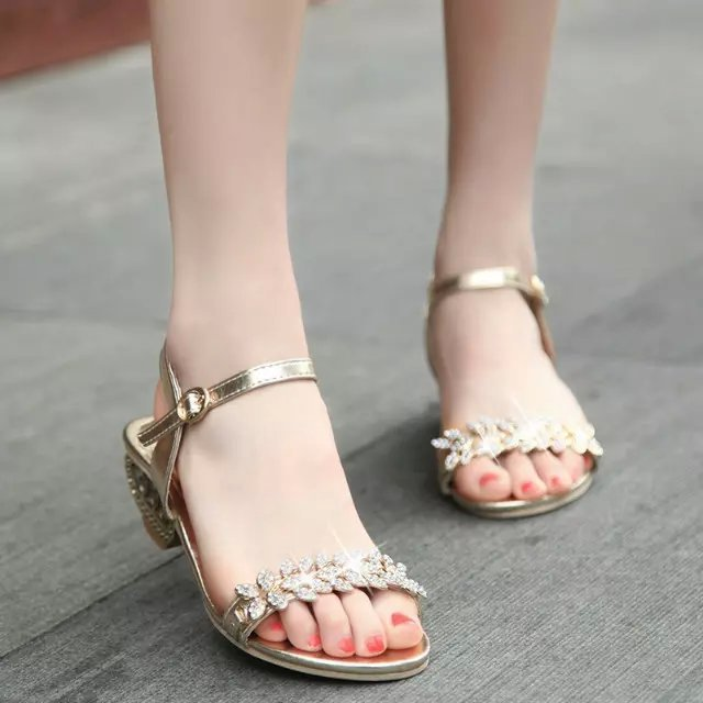 Ladies Elegant Casual Sandals Shoes