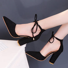 Elegant Suede Wedding Party High Heels - lolabuy