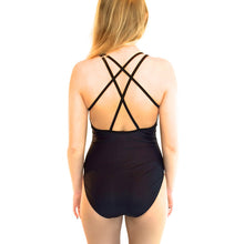 Geometric Patterns One-Piece Sexy Swimwear - lolabuy