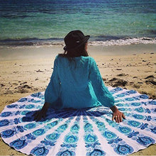 Printed Shawl Spa Beach Towels - lolabuy