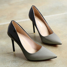 Gradient Pointed High-Heeled Elegant Shoes - lolabuy