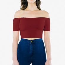 Sexy Fashion Off Shoulder Bare-Midriff Tops - lolabuy