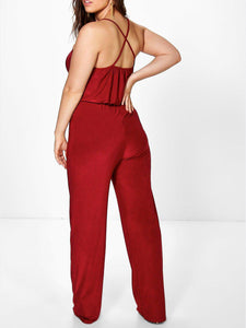 Sexy Sling Jumpsuit - lolabuy