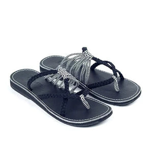 Casual High Quality Flip Flops Cute Beach Slippers Woman Shoes - lolabuy