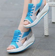 Casual Thick Bottom Wedge Breathable Sandal - lolabuy