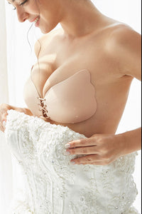 Sexy Strapless Breathable Pull String Bra - lolabuy