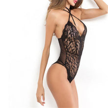 Sexy Chic Casual Sleeveless Low-Cut Lace Lingerie - lolabuy