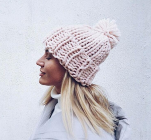 Nifty Chic Casual Elastic Thermal Knitting Hat - lolabuy