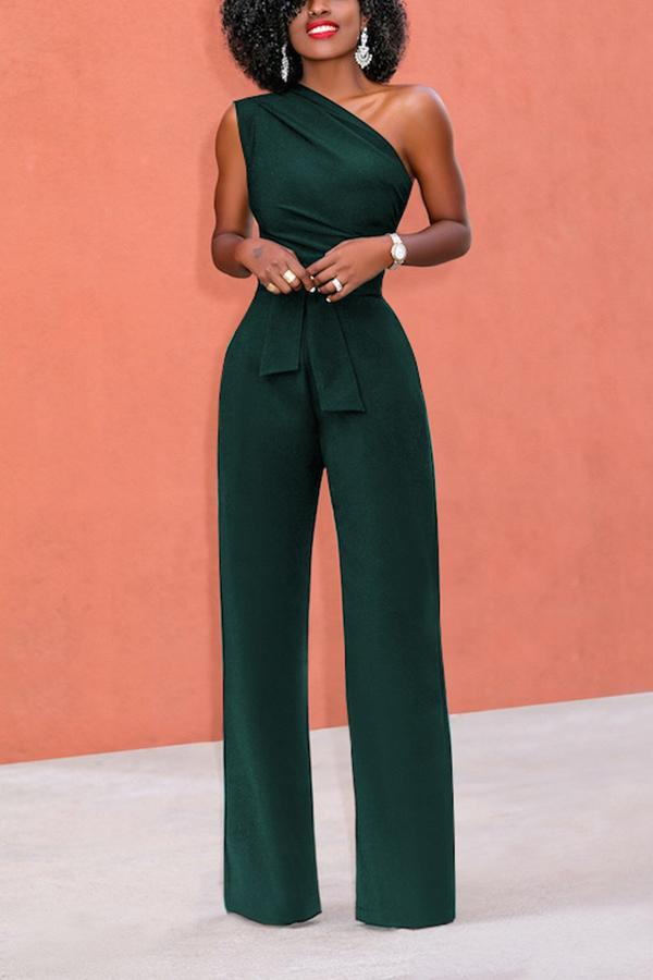 Stylish Sexy Elegant Sleeveless Jumpsuits