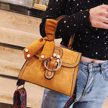 Casual Chic Leather Rectangle Color Block One Shoulder Hand Bag - lolabuy