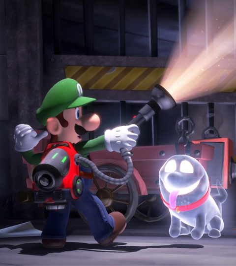 Luigi's Mansion 3 Launch Event